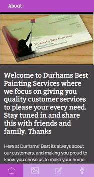 Durhams' Best Painting apk screenshot