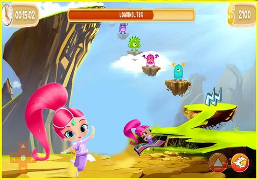 shine challenge shimmer apk screenshot