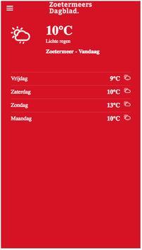 Zoetermeers Dagblad screenshot 1