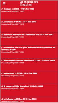 Zoetermeers Dagblad screenshot 2