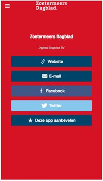 Zoetermeers Dagblad screenshot 3