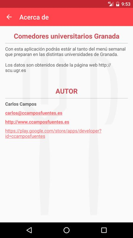 Comedores Granada for Android - APK Download