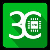 3C CPU Manager icon
