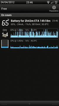 3C System Tuner captura de pantalla 1