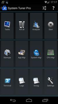 3C System Tuner captura de pantalla 2