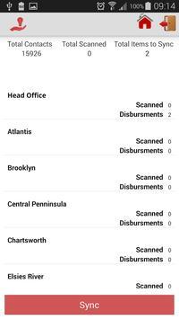 Clever Charity Case Scan apk screenshot