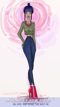 Beautiful Girl Macy Wallpapers apk screenshot