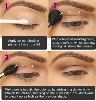 Eyebrow Makeup Tutorial screenshot 2