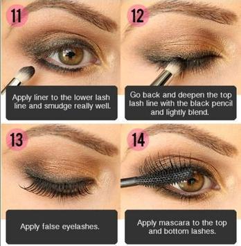 Eyebrow Makeup Tutorial screenshot 3