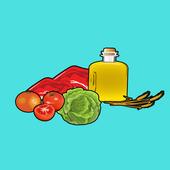 ยำหนัง ไชโป๊ x อาหารเป็นเรื่อง icon