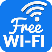 Password hacker wifi prank icon