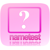Nametest icon