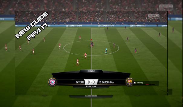 Guide Fifa 2017 Pro apk screenshot