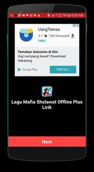 Lagu Mafia Sholawat Offline Plus Lirik poster