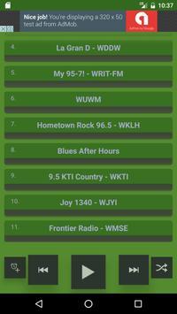 Milawaukee Internet Radio Free apk screenshot