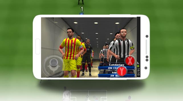 Evaluation Soccer Mobile 2017 apk screenshot