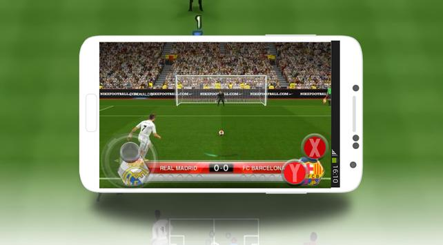 Evaluation Soccer Mobile 2017 poster