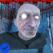 HD Grandpa Horror icon