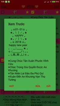 SMS Chúc Tết screenshot 1