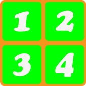 Flat Rubik icon