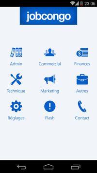JobCongo - A chacun son emploi apk screenshot