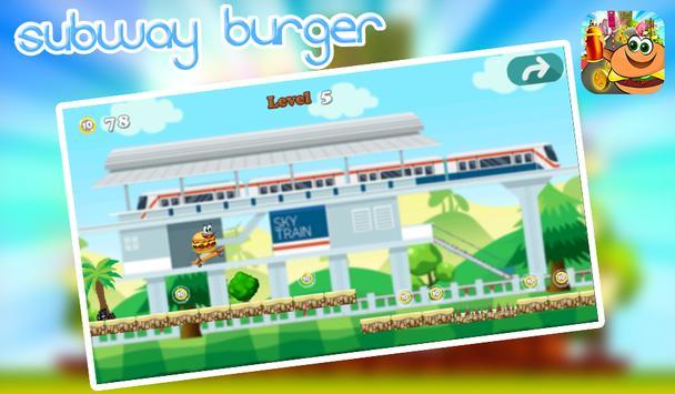 subway burger screenshot 4