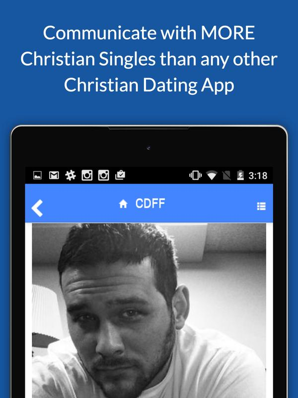 Free christian dating app