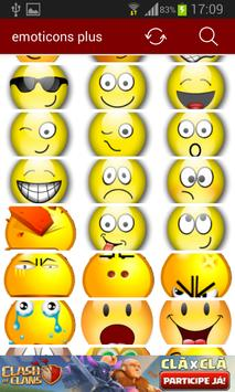emoticons plus screenshot 1