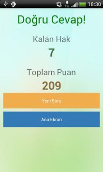 Bilgi Yarışması screenshot 2