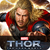 Thor: The Dark World LWP icon