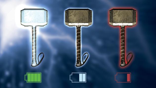 Thor: The Dark World LWP apk screenshot
