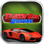 Traffic Car Driving 2017 icon