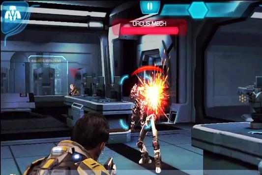 Hint Mass Effect 3 apk screenshot