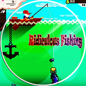 Hint Ridiculous Fishing icon