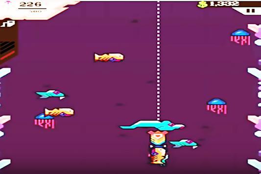 Hint Ridiculous Fishing screenshot 3