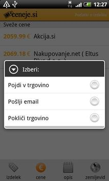 Ceneje.si apk screenshot