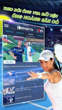 Csports screenshot 5