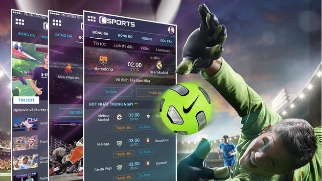 Csports screenshot 8