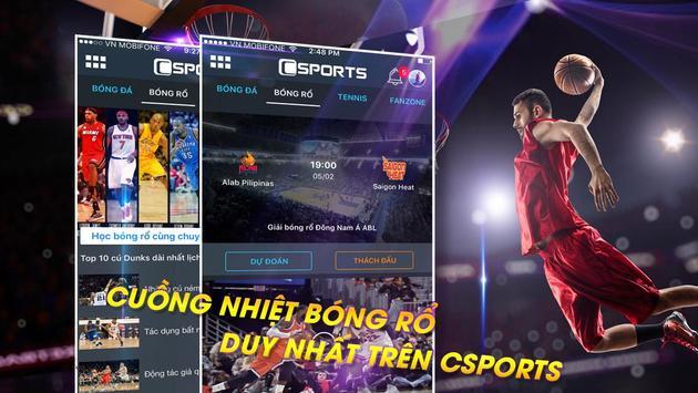 Csports screenshot 9