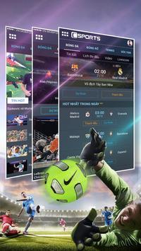 Csports poster