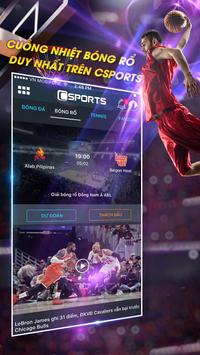 Csports screenshot 1