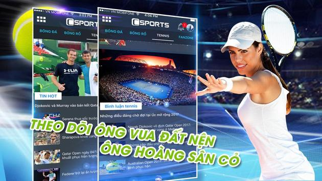 Csports screenshot 22