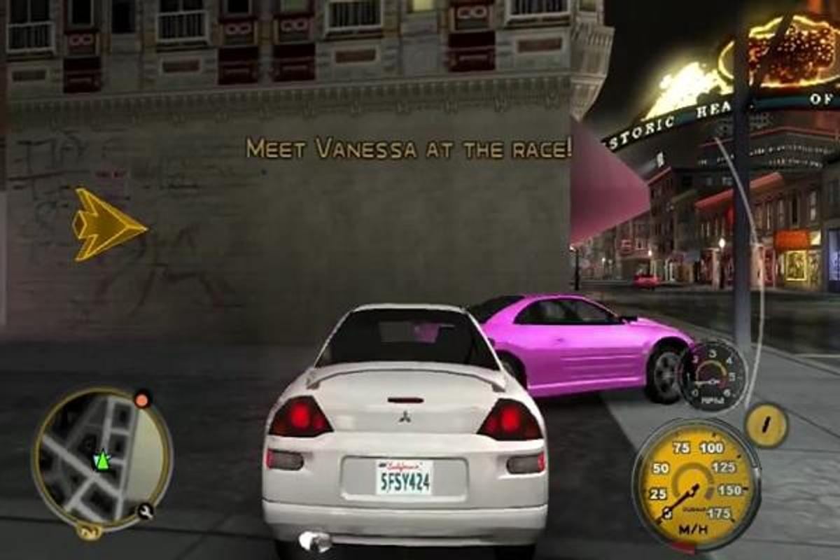 midnight club 4 pc game download