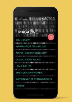 MCET ReaderSPark apk screenshot