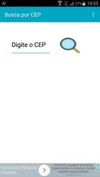 Busca por CEP poster
