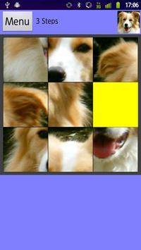数字と画像のパズル apk screenshot
