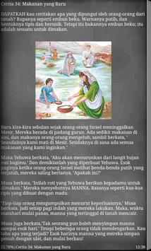 Cerita Alkitab apk screenshot