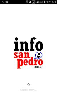 Info San Pedro poster