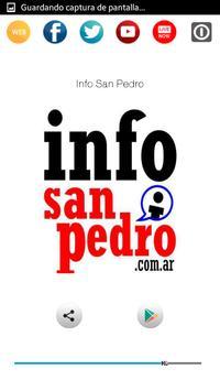 Info San Pedro screenshot 1