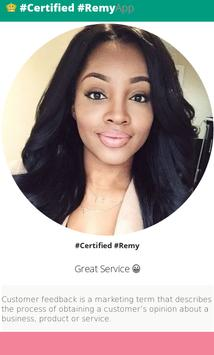 Certified Remy poster